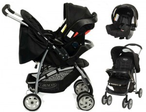 graco poussette canne mirage