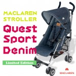 maclaren quest denim