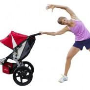 Sport et exercices de Gym Poussette