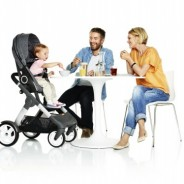 Poussette haute : les avantages d'une assise haute