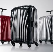 Samsonite Cosmolite : la valise parfaite pour voyager avec bébé